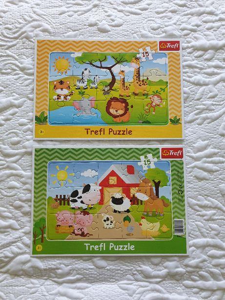 Puzzle Fisher Price 15 el. Trefl