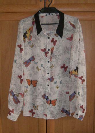 koszula motyle