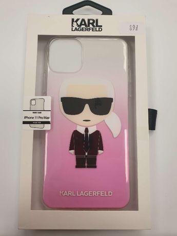 Etui KARL LAGERFELD iPhone 11 Pro Max