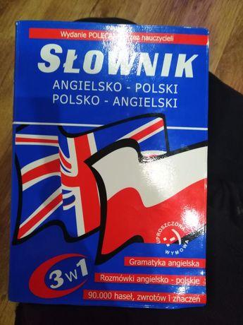 Słownik Angielsko-Polski / Polsko-Angielski