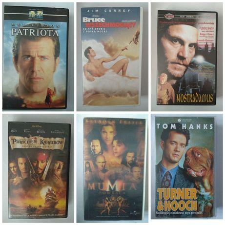Filmy kasety VHS