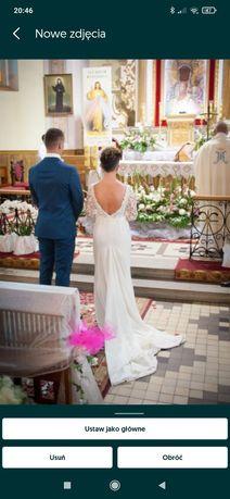 Ślubna Suknia Viola Piekut