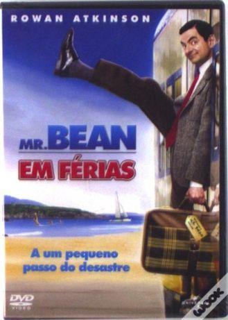 Dvd MR. BEAN EM FÉRIAS Filme Legendas em Português -Entrega IMEDIATA