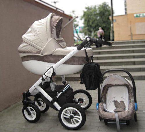Wózek 3w1 Baby Merc Faster .Stan bdb.Wysyłka gratis