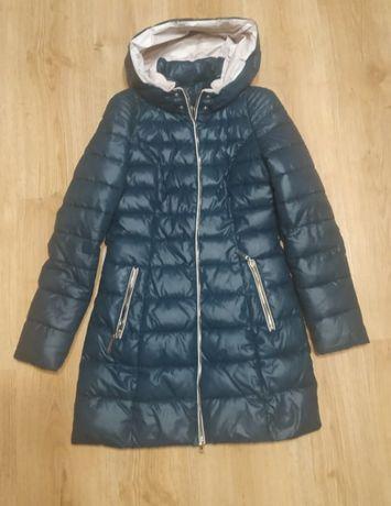 Пальто зимнее на девочку 12-15 лет