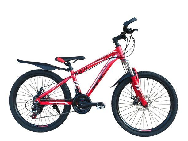 Велосипед подростковый 24