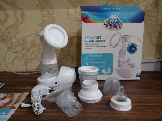 Canpol Babies EasyStart електричний молоковідсмоктувач