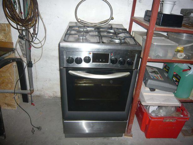 kuchnia gazowo-elektryczna mastercok z przewodem giętkim 120 cn.