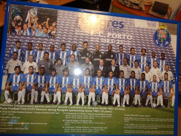 Futebol Clube do Porto Foto em Moldura 71x50cm