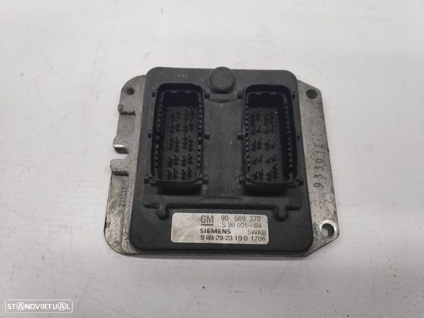 Centralina Do Motor Opel Vectra B Combi (J96)