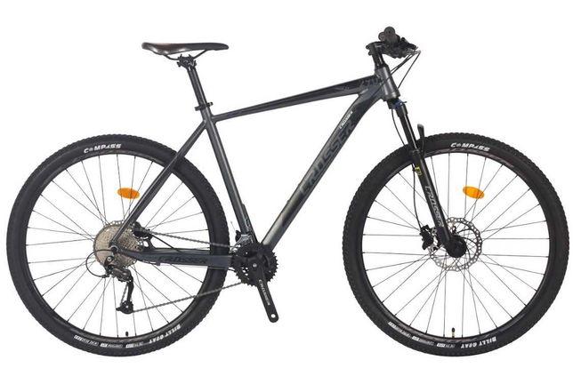 НОВЫЙ велосипед алюминий найнер Crosser Solo 29 Ltwoo 5 гидравлика