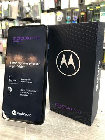 Motorola One Fusion+ 6/128 GB Twilight Blue