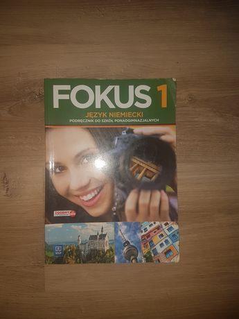 Podręcznik Język Niemiecki Fokus 1 Liceum/Technikum