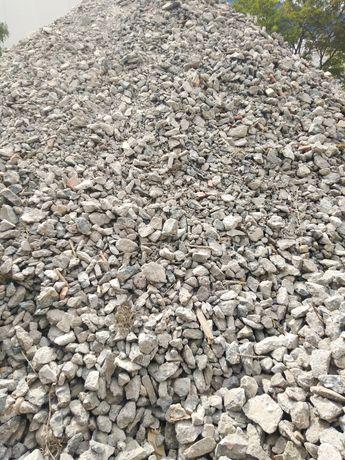 Kruszywo betonowe, ceglano-betonowe, przekrusz, kruszywo pod kostkę