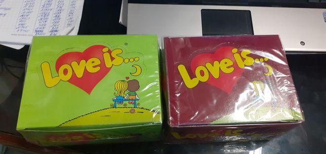 Подарок ловиз love is