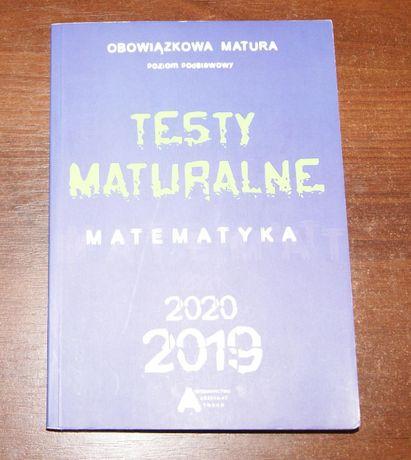 Testy maturalne Matematyka 2019/2020