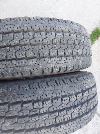 Opony Michelin 215/70R15C