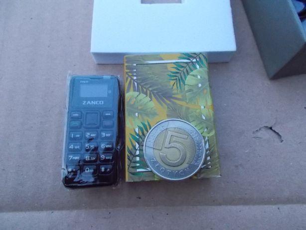 zanco tiny T1 najmniejszy telefon na świecie 2G mini mały zanco
