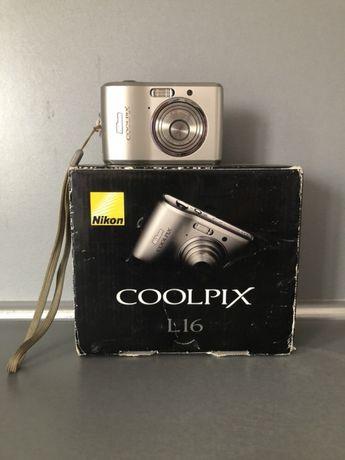 Nikon L16 aparat cyfrowy
