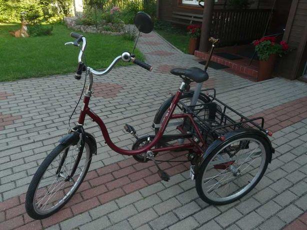 rower trzykołowy męski Augustów do negocjacji