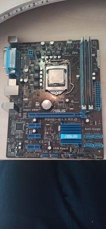 Xeon E3 1230 v1 2x4gb ddr3 1333 asus p8h61-m lx аналог i7 2600