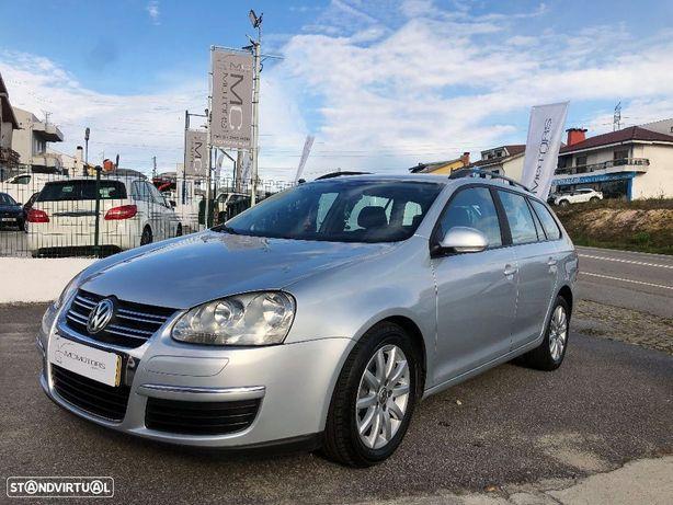 VW Golf Variant 1.9 TDi Confortline