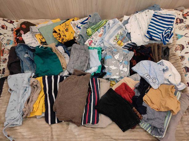 Пакет вещей на мальчика , 80-86