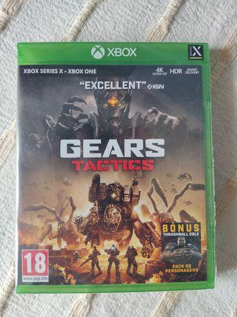 [NOVO] Gears Tactics Xbox Séries X/Xbox One