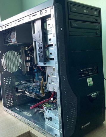 Komputer stacjonarny AMD4x 4GBram 1tb GeForce GTS 450