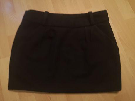 Czarna spódniczka roz. 40