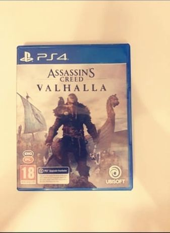 Assasin Creed Vallhalla PS4