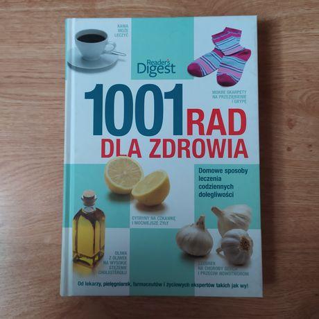 1001 rad dla zdrowia, super poradnik
