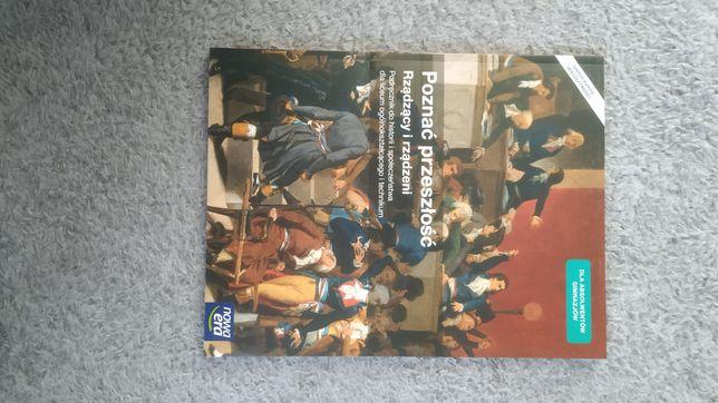 Poznać przeszłość Rządzący i Rządzeni podręcznik do historii