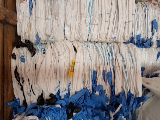 Big Bag Big Bagi worki duze na zboze gruz granulat pasze uzywane