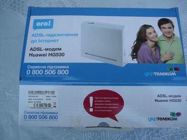 Роутер ADSL+ модем Huawei HG530