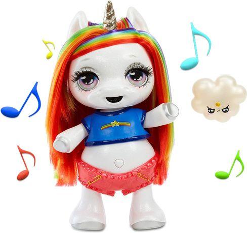 Poopsie Dancing Unicorn Rainbow Пупси интерактивный единорог. Пупсі