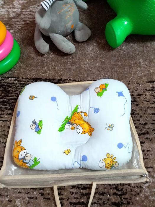 Подушка бабочка, ортопедическая для новорожденных Никополь - изображение 1
