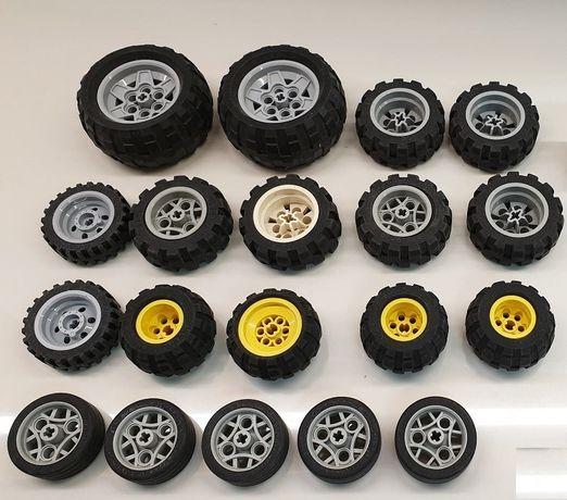 Lego Technic koła różne mix