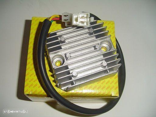 Regulador Tensao Honda NX 650 Dominator de 1988 a 1994, XR 650 L de 1999 a 2009