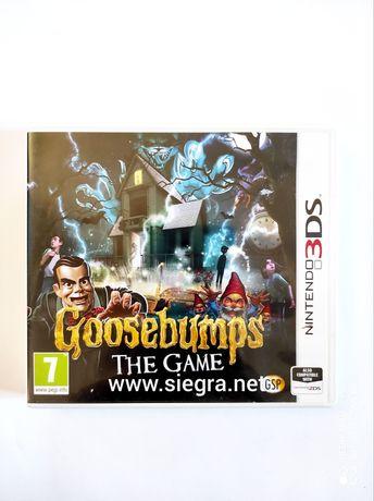 Goosebumps Theo gamę Nintendo 3DS