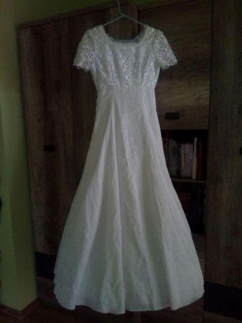 Suknia ślubna S.