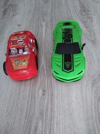 Autka 2 sztuki zabawki