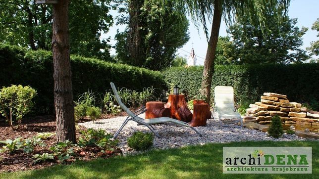 Projektowanie ogrodów, systemy automatycznego podlewania, nadzór