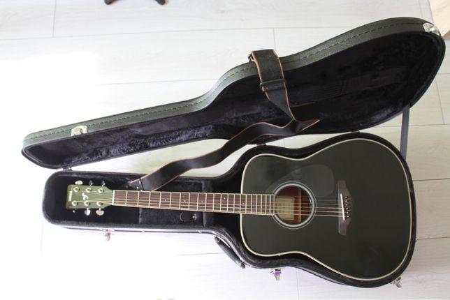 Акустичиская гитара Yamaha FG TA black
