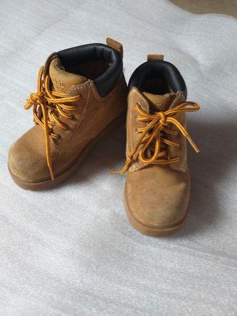 Ботинки демисезон  на мальчика 4, 5 лет