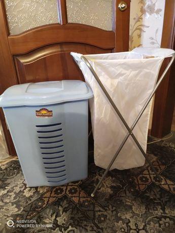 Корзина для белья корзина-мешок для белья на опоре