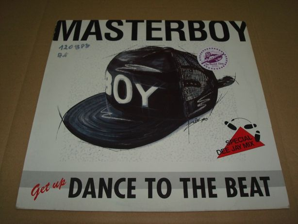 Płyty winylowe Masterboy -Maxi