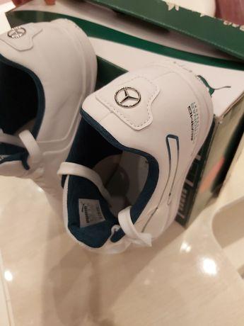 Oryginalne Buty męskie Puma Mercedes ,  AMG !!nowy model
