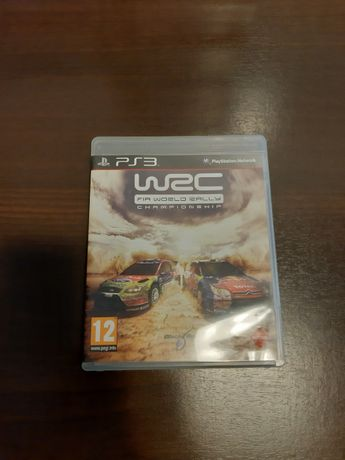 PS3 FIA World Rally Championship WRC / PlayStation 3