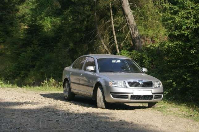 Skoda Superb 2007г продажа
